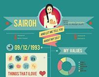 Self Infographic