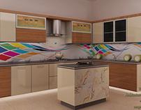 U.V Kitchen...