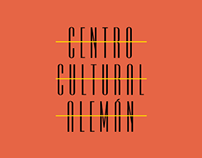 Centro Cultural Alemán —