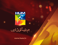 Hum tv 2013 Packaging Design
