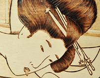 Rokurokubi Shunga
