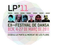 LP'11 Ex--Festival de Dansa