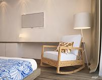 """""""Patio de Fiori"""" Hotel room & apartament"""