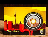 """""""Mein Berlin"""" CD Card"""
