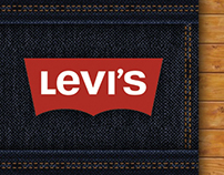 Levi's Website Redesign
