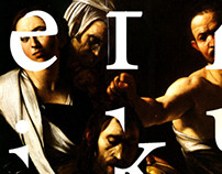 Caravaggio Typeface