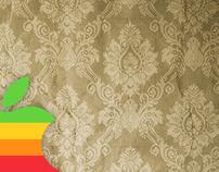 iPad Wallpaper - Macintosh Forever