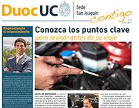 Diario Duoc UC San Joaquín