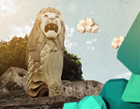 Sentosa | The story of the Merlion