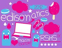 CLASS SHIRT DESIGN (EDISONATICS)
