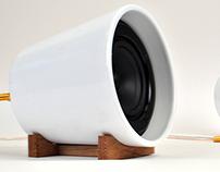 Computer speakers concept