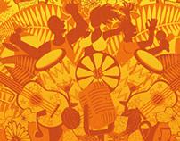 Polé Polé 2014 - Poster Concept