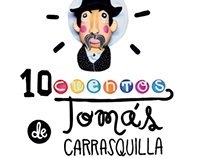 10 CUENTOS DE TOMÁS CARRASQUILLA