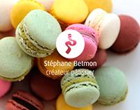 Stephane Betmon - Website