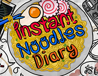 Instant Noodles Diary