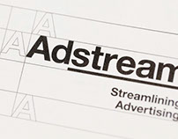 Adstream Brand Identity