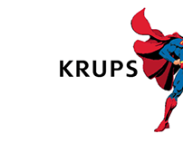 PRINT: KRUPS COFFEE MAKER