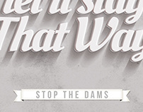 Stop The Dams