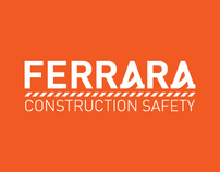 Ferrara -  Logo and Stationary Design