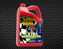 SUPERKOTE 2000 - Etiqueta productos
