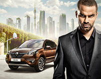 Renault Koleos with Y.Brossard & TP