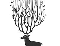 patient deer
