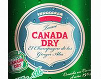 Retro Canada Dry