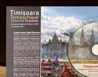 Timisoara 2021 CD Card