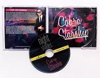 Projeto Gráfico Musica - Night Shades: Cobra Starship