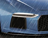 2015 Audi R8 - Speculative render