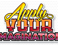 Apply your imagination v1