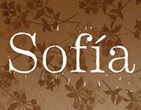 Poster Sofia y el Terco