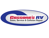 Cassone's RV Logo
