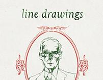 Paula Sanz Caballero - Line Drawings