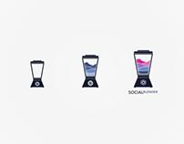 Social Blinder Logo