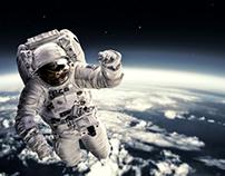 Astronaut - Retouching