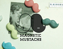 MAGNETIC MUCTACHE