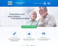 AquiGanhoMais - Landing Pages