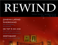 Rewind magazine - academic project