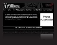 CL Williams Construction - Main Website