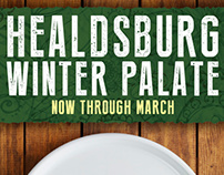 Healdsburg Chamber of Commerce Advertisement