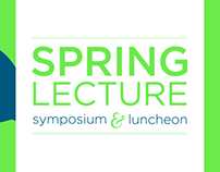 Spring Lecture Symposium