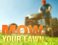 Mow Your Lawn: Title Sequence
