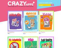LG Crazy Apps