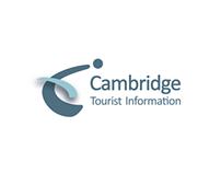 CAMBRIDGE TOURIST INFO LOGO