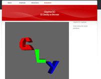 Glypher 3D