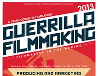 Guerrilla Filmmaking Workshop 2013
