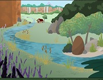5th Project - Landscape