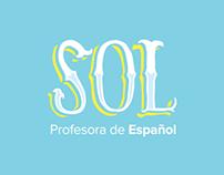 Sol . Profesora de Español