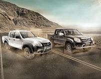 Ilustraciones Mazda